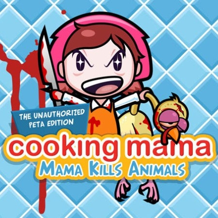 Игра Cooking Mama: Mama Kills Animals