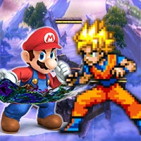 Игра Super Smash Flash