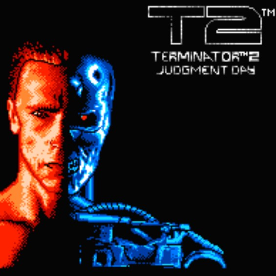 Игра Terminator 2: Judgment Day