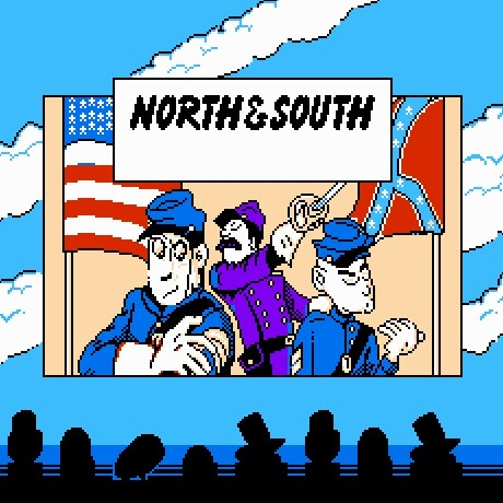 Игра North & South