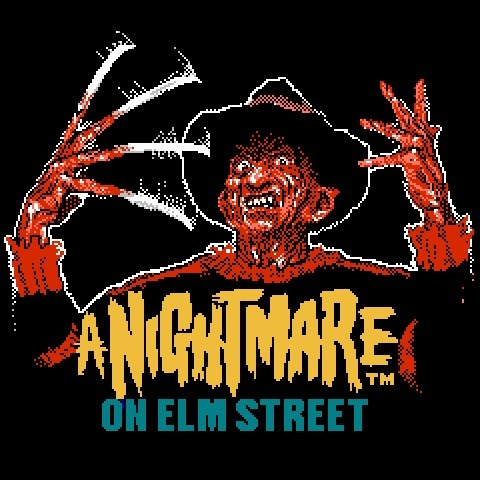 Игра Nightmare on Elm Street