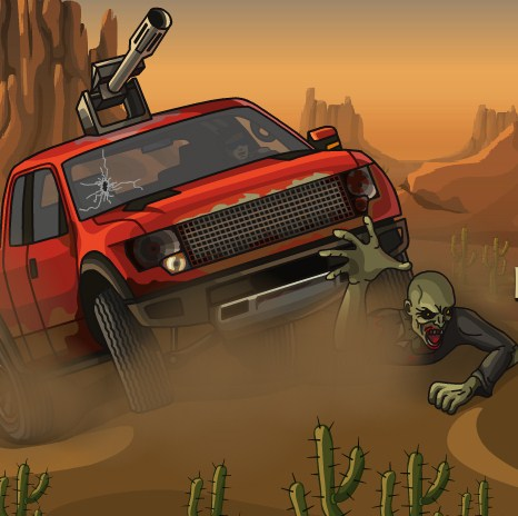 Игра Earn to Die