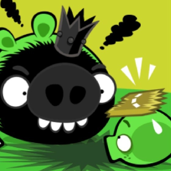 Игра Bad Piggies: Когда Свиньи Полетят