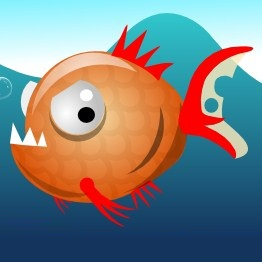 Игра Feed and Grow Fish
