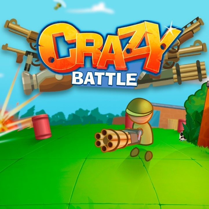 Игра CrazyBattle.Fun